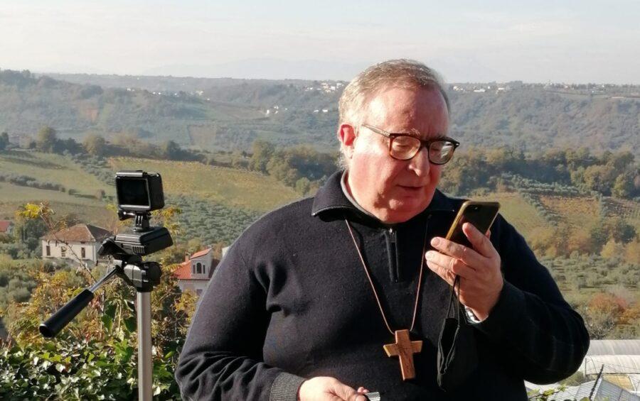 La diocesi sbarca sui social