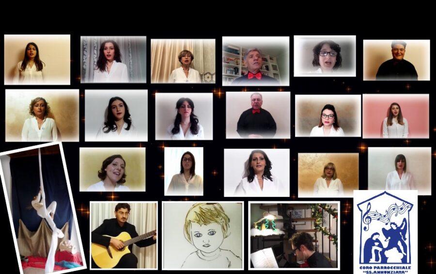 """""""Pace infondi nei cuor"""": il canto del Coro SS. Annunziata di Rionero in Vulture"""