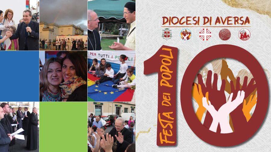 Festa dei Popoli Aversa: con le scuole parte la X Edizione
