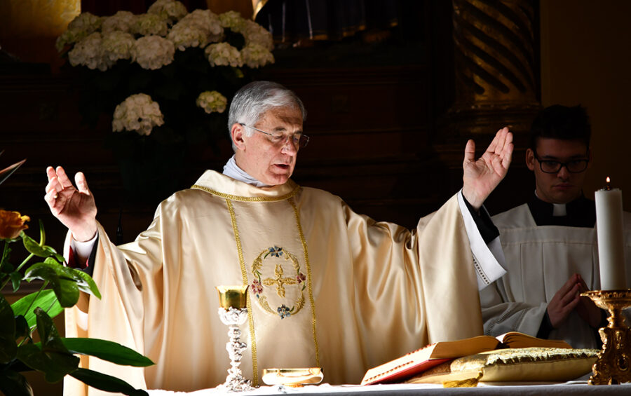 Mons. Boccardo: ricerchiamo nel nostro cuore quello che conta realmente