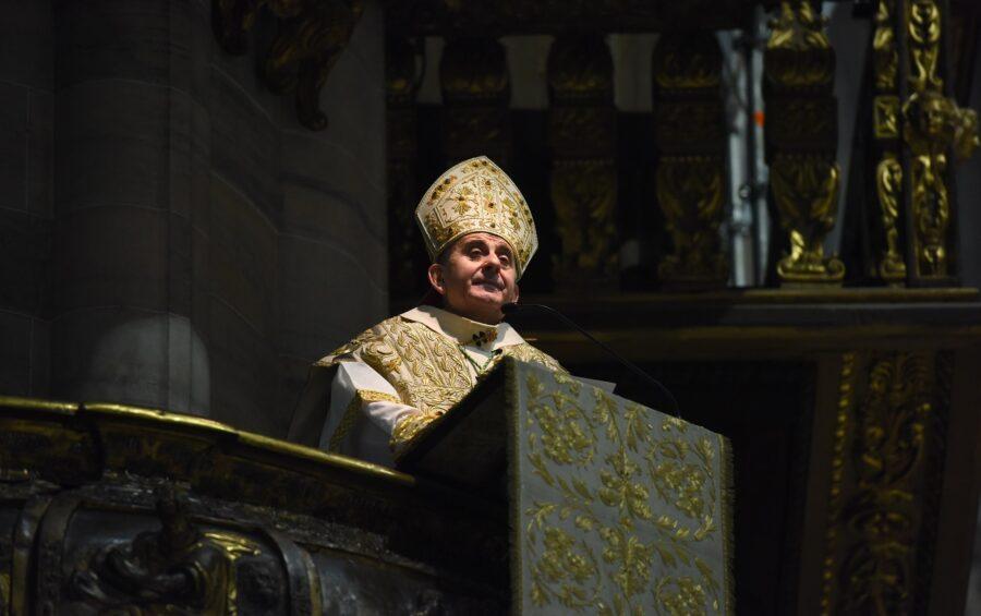Mons. Delpini: Sarà Natale