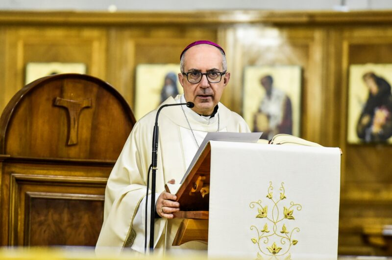 """Mons. Ruzza: """"Il Signore compie le sue promesse"""""""