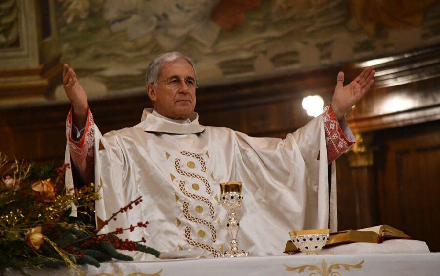 Mons. Boccardo: il 2020 ci ha offerto una lezione di vita