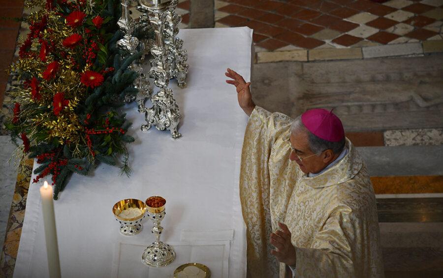 """Mons. Boccardo: """"non stancarsi di cercare Dio con insistenza e perseveranza"""""""