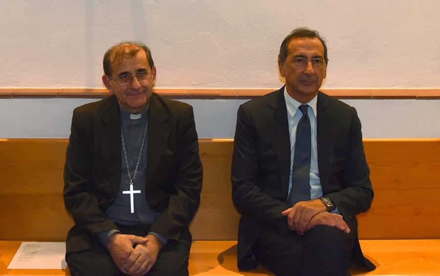 """Oltre 2mila persone aiutate dal Fondo San Giuseppe. Mons. Delpini: """"Uno strumento per vincere la disperazione"""""""