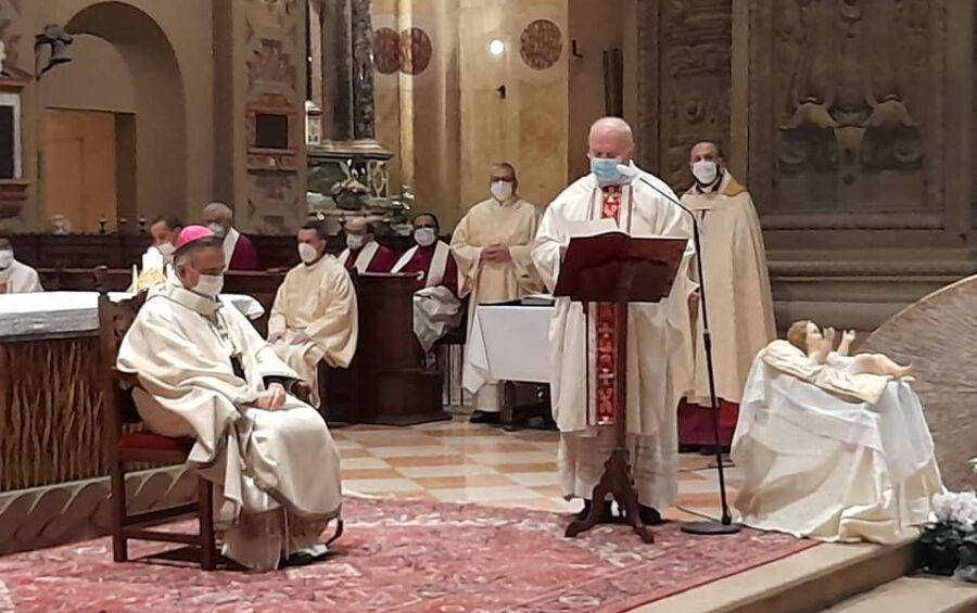 Mons. Castellucci: impariamo a vedere Dio sul volto degli umili, dei piccoli, dei poveri, degli ultimi