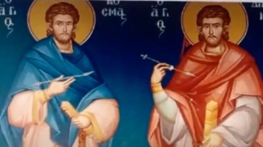 Santi Orientali in mezzo a noi: santi Cosma e Damiano