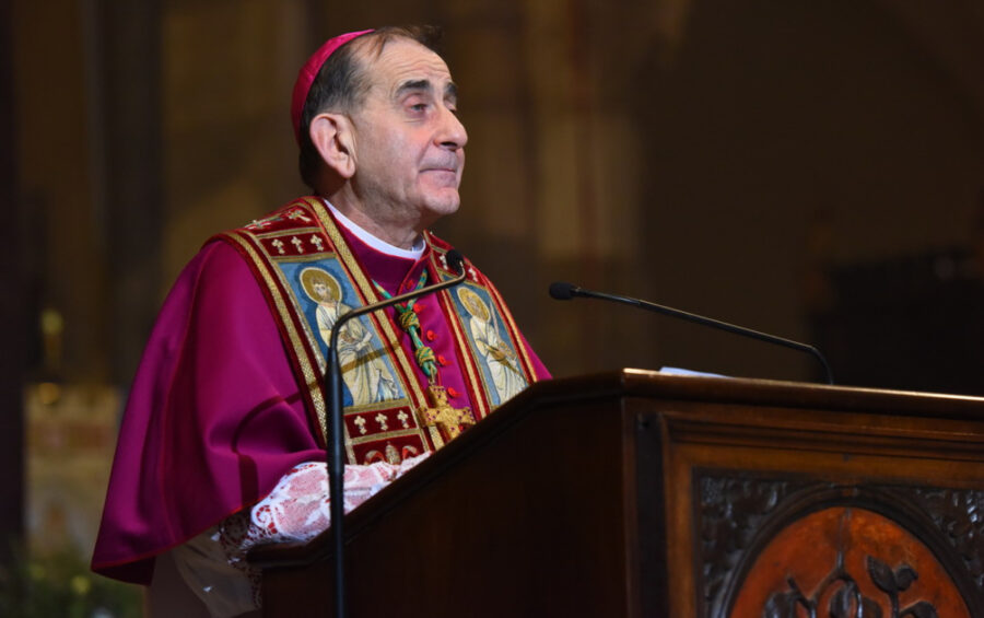 Il 18 gennaio mons. Delpini apre la Settimana di preghiera per l'unità dei cristiani