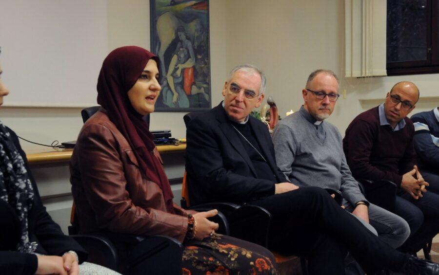 Incontro online tra le Comunità islamiche e mons. Tisi: la fede ci dà speranza