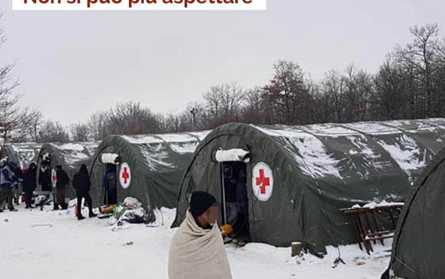 Caritas: appello per l'emergenza umanitaria in Bosnia ed Erzegovina