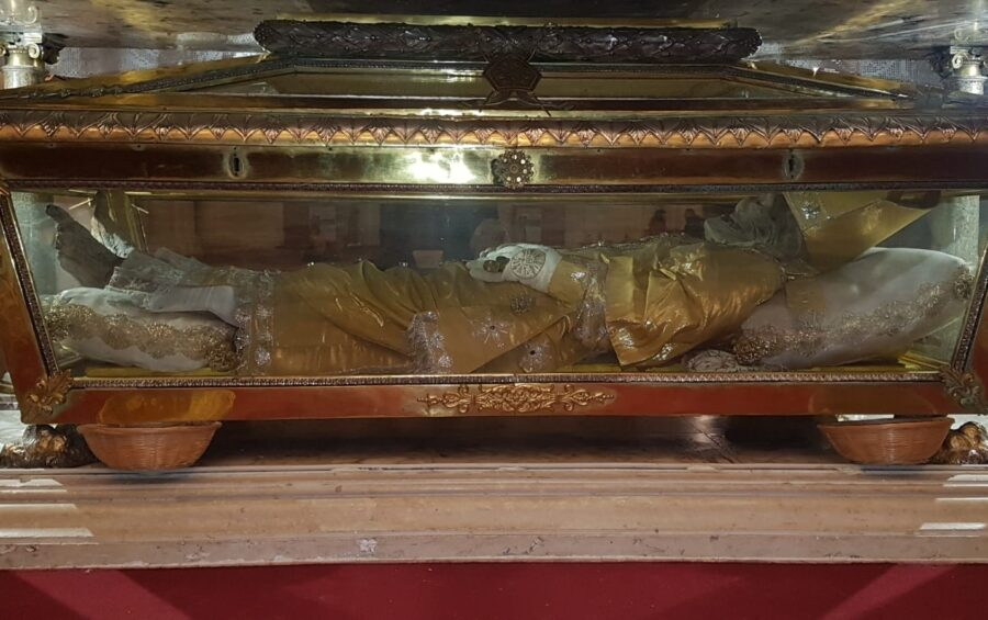 Nocera Umbra: la solennità di san Rinaldo