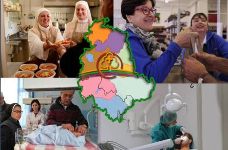 """Presentato il """"Bilancio 8xMille"""" 2019 delle diocesi dell'Umbria e dell'aiuto economico della Cei nel tempo della pandemia"""