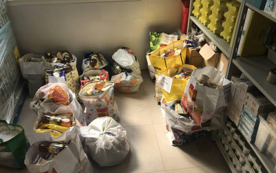 Caritas: raccolta alimentare il 27 marzo