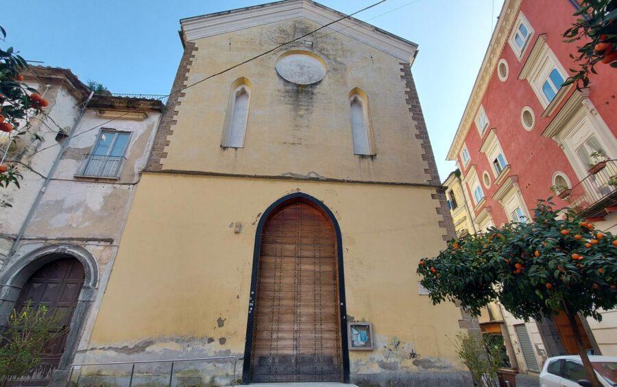 Il 16 marzo riapre al culto la Chiesa di Sant'Antonio al Seggio