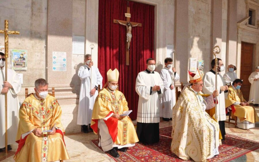 Giubileo di San Gabriele dell'Addolorata: la lettera del Papa