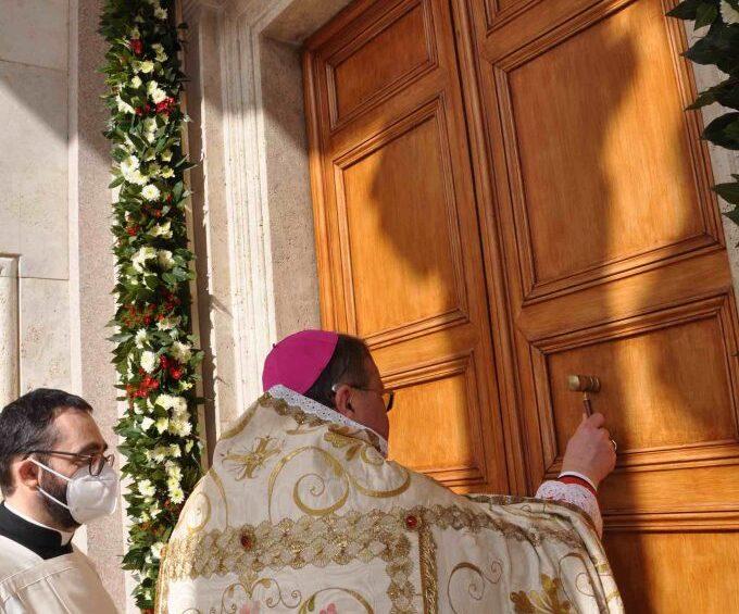 Mons. Leuzzi: l'esempio di san Gabriele