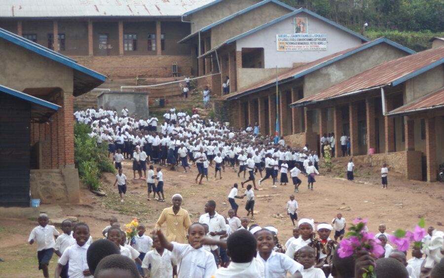 Raccolta per la costruzione di aule scolastiche per i bambini di Butembo, nella Repubblica Democratica del Congo