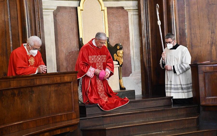 Domenica delle Palme. Mons. Boccardo: porre gesti concreti di conversione e di riconciliazione con Dio e con i fratelli