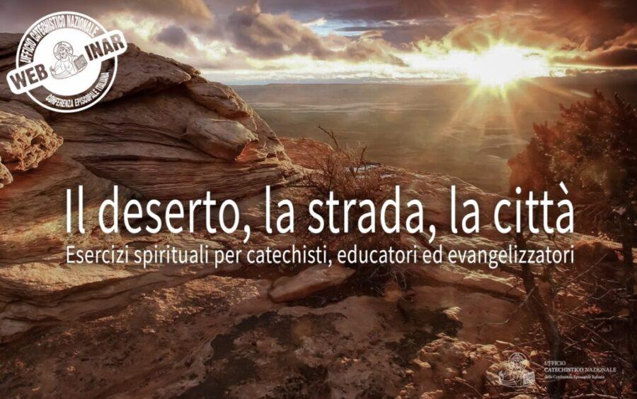 Gli Esercizi Spirituali per catechisti, educatori ed evangelizzatori