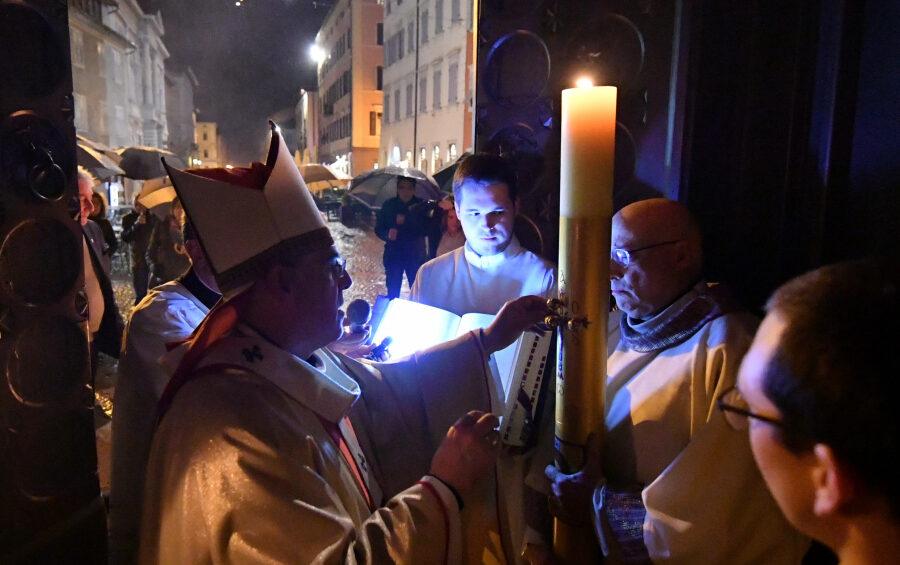 Settimana Santa, le disposizioni per le celebrazioni in tempo di Covid