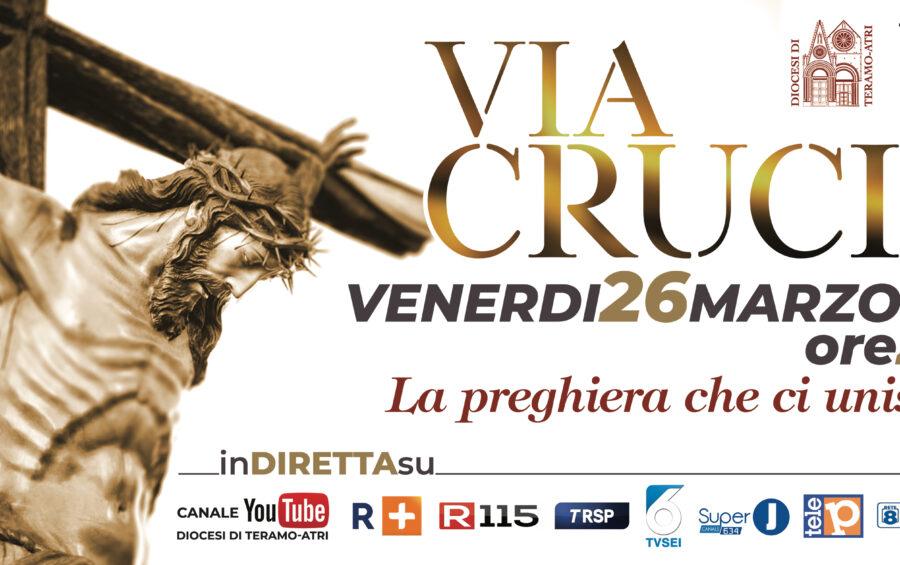 Il 26 marzo Via Crucis nel Teatro Romano di Teramo