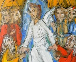 """""""Farò la Pasqua da te"""": la lettera di mons. De Luca e una proposta per le famiglie"""