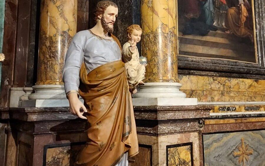 Tre iniziative diocesane per la solennità di San Giuseppe