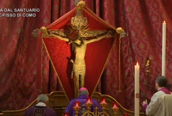 """Mons. Cantoni: """"nulla ci potrà mai separare dall'amore di Dio"""""""