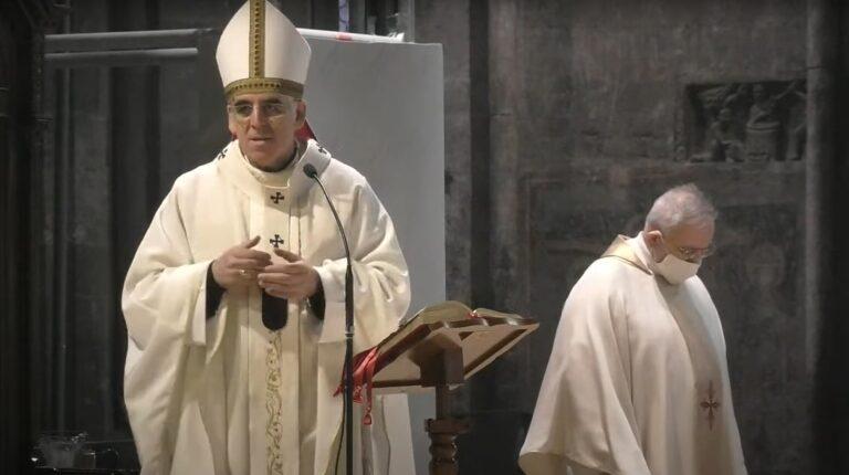"""Pasqua. Mons. Tisi: """"Il Risorto scaccia le paure e apre al futuro"""""""