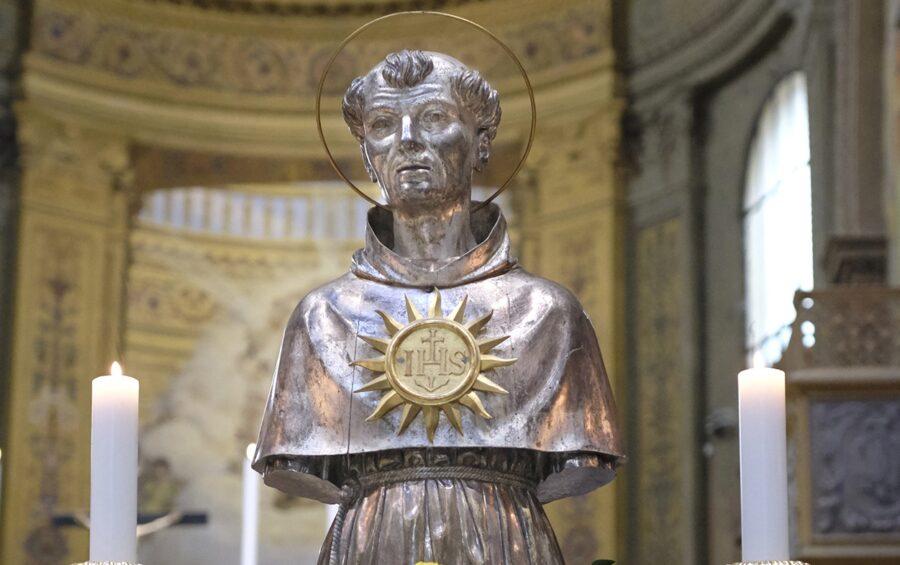 Le celebrazioni per la festa del Patrono, San Bernardino da Siena