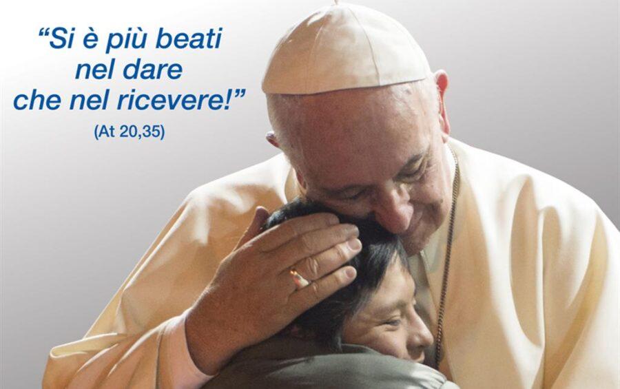 """Domenica 27 giugno la """"Giornata per la carità del Papa"""""""