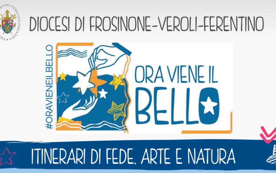 """""""Ora viene il bello"""": gli itinerari di fede, arte e natura della diocesi"""