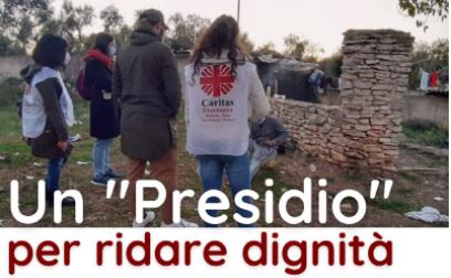 """Un """"Presidio per ridare dignità"""": il 24 giugno la presentazione"""